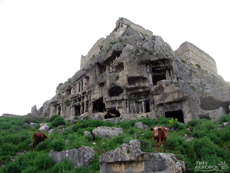 Tiny Akropol  Tlos Yakapark Saklıkent The Gorge Trip Hisaronu,Oludeniz